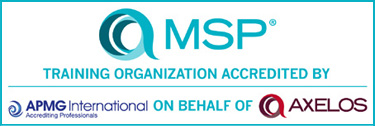 MSP accreditation logo