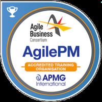 AgilePM Accredited Training Organisation Badge