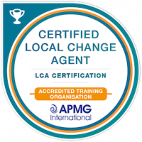 Certified Local Change Agent Accredited Training Organisation Badge