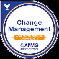 Change Management Accredited Training Organisation Badge