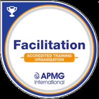 Facilitation Accredited Training Organisation Badge