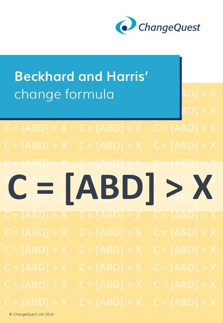 change formula