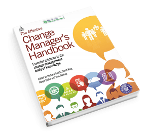 Change management - The Effective Change Manager's Handbook