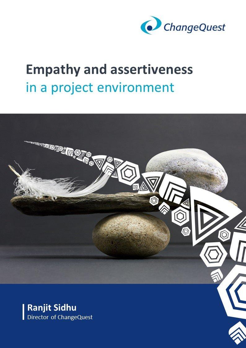 empathy and assertiveness