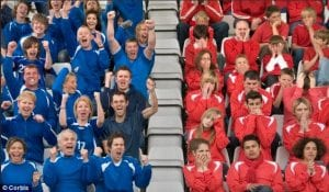 Are you Supporting Your Team England?