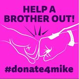 #donate4mike – capturing hearts and minds