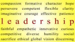 How do we Demonstrate Good Leadership?
