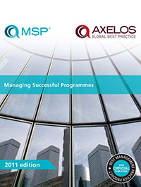 Managing Successful Programmes handbook