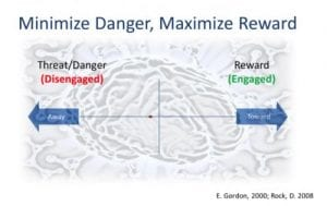 Minimise Danger, Maximise Reward