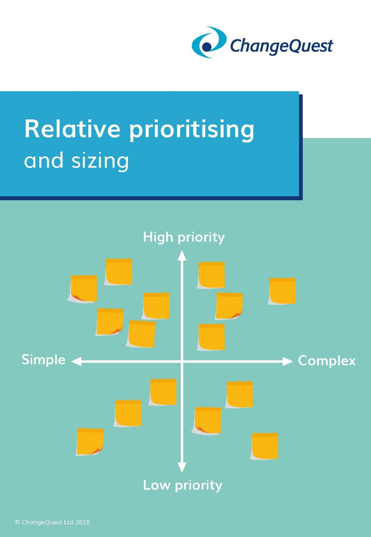 Relative prioritising and sizing