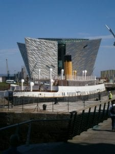 The Titanic, the SS Nomadic, and Confirmation Bias