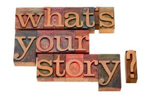 What's your story? The power of storytelling in the change management certification